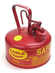 New Eagle 1-gallon Type I Safety Gas Can, Ui-10s