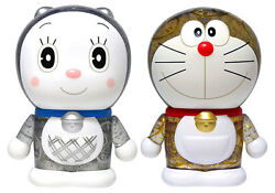 New Variarts Doraemon 099 And 100 Limited Edition Figure Set 8cm/3 Vd99100 Usa
