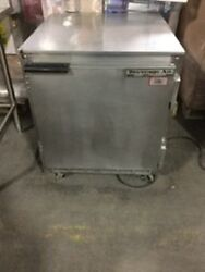 Beverage Air Single Door Cooler On Casters - Need This Sold - Offer