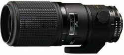 Nikon 200mm f4D AF Micro Nikkor Lens from Japan FS :531