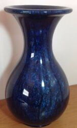 7 Shade Serpentine False Jade Vase – Very Unique And Gorgeous For Charity