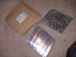 1935 - 46 Nos Gravel Shield Gaurds Buick Pont Olds Plymouth Models