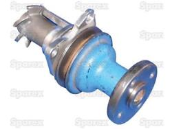 Water Pump For Ford Tractor 1200 1300 W/6-blade Fan Only Sba145016191 Shibaura