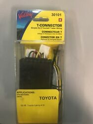 Trailer Connector Kit-wiring T-connectors Fits 02-06 Toyota Camry 30101