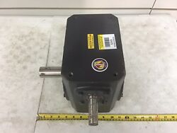 Indirect Drive Speed Reducer Single Output 1500 Lbs Overhung Load Dayton 6z456