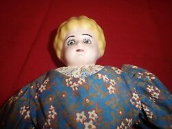 Vintage Old Collectible Antique 1900's Porcelain Baby Doll Dolls Collectibles