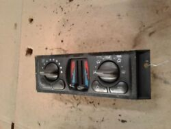 Heater Climate Control Temperature Control Dual Zone Opt CJ3 Fits 04-05 IMPALA 8