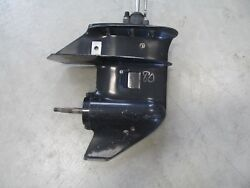 Johnson Outboard Gearcase For A 15 Hp 4 Stroke Short Shaft Off A 1996 Motor