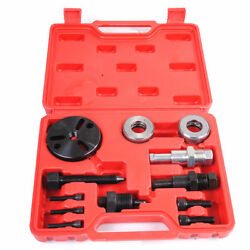 12PC DIY HOME WORKSHOP GARAGE COMPRESSOR CLUTCH REMOVAL PULLER AC AIR CONDITION