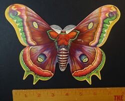 Super Rare Advertising Catalog Booklet Folding Butterfly Trade Card 1880 Hats