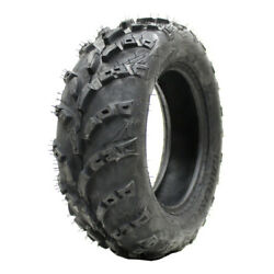 4 New Carlisle At 489 Ii - 26x10-14 Tires 10- 14 26 10 14