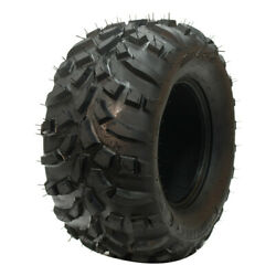 2 New Carlisle At489 - 22x11-10 Tires 11- 10 22 11 10