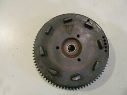 Johnson Outboard Flywheel Off A 1998 Four Cycle 15 Hp Electric Start Motor