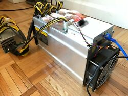 Antminer L3+ 504 Mhs Litecoin LTC Miner In-Hand ready to ship