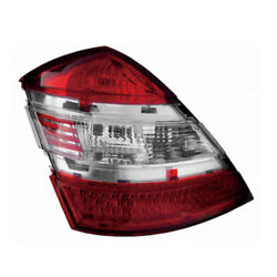 2007-10 MERCEDES BENZ S450 S500 S550 S600 S63 S65 Left Right Pair Tail Lights