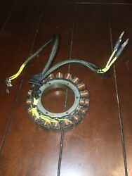 1998 Evinrude Outboard Ficht 150hp Stator 585257
