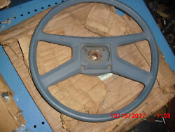 1981-83 Ford Escort And Lynx Nos Steering Wheel E1fz-3600-a