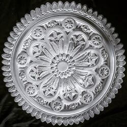 Victorian Plaster Ceiling Rose 770mm Free Delivery 15 Miles Of Hp100pf