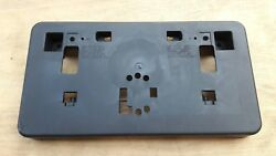 Mazda 3 2007-09 Sedan Front Bumper License Plate Holder Tag Bracket BAN650170A