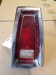 Tail Light Sedan Fits 68 Comet 1968 Broken Bezel