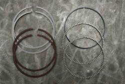 Hastings +.030 Piston Ring Set W/ 3-7/16 Bore For Fl And Fle 74 1200cc 1948-1964