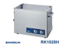 Bandelin Sonorex Super Rk 1028 H With Heater Ultrasonic Cleaner 280 Litre