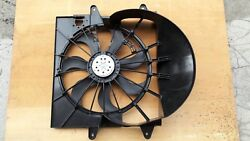 JEEP Grand Cherokee Commander 2005-08 Radiator Condenser Fan Assembly CH3117102