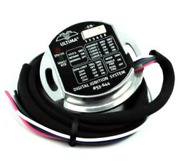 Ultima Programmable Single Dual Fire Electronic Ignition Module For Harley Sands