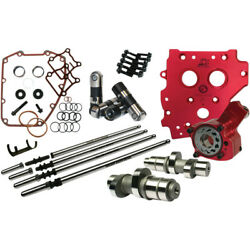 Feuling Race Series Gear Drive 594 Cam Chest Kit for 2007-2017 Harley Twin Cam