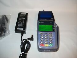 Verifone Vx610 Wireless With Battery And Power Supply//credit Card Reader Terminal