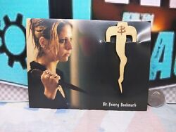 Wooden Stake Mr Pointy Bookmark - Buffy The Vampire Slayer - Loot Crate 10/17