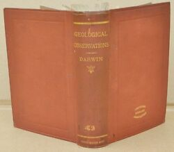 Charles Darwin, Geological Observations Of The Volcanic Islands, 2nd Edition