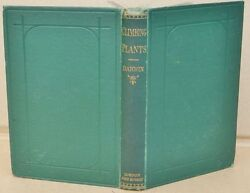 Charles Darwin, The Movement and Habits of Climbing Plants, 2nd Edition