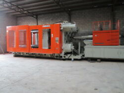 2007 CHEN HSONG 1800 ton Injection Molding Machine SM-1800