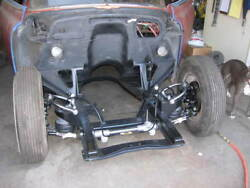 Fatman 42-48 Chevy Mustang Ii Stage Iv Air Ride