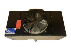 New Bohn Air Defrost 6500 Evaporator 1 Fan 115V Coated Coil BohnKote PSC Motors