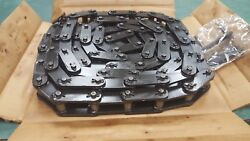 C2060 Cottered Roller Chain 10ft New Usaatlas W/free Connector Link