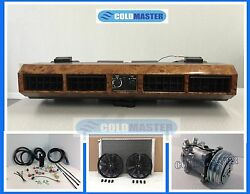 AC KIT UNIVERSAL UNDERDASH EVAPORATOR 223-100W  KIT AIR CONDITIONER 12V