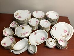 Edelstein Bavaria Tulsa- Made In Germany 18833 -92 Pieces