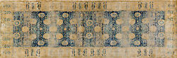 12and039x15and039 Loloi Rug Anastasia Polypropylene And Polyester Blue Gold Machine-made Tra