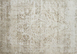 12and039x15and039 Loloi Rug Patina Polypropylene   Polyester Champagne Lt. Grey Power-loom