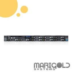 Dell Poweredge R630 Server 2x E5-2630 V3 32gb Ram 1x 240gb Ssd 1x 480gb Ssd