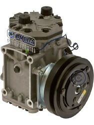 NEW ET210L YORK AC COMPRESSOR W 1WIRE 1 GRV 6in 12V CLUTCH