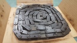 C2050 Riveted Roller Chain 10ft New Usaatlas W/free Connector Link