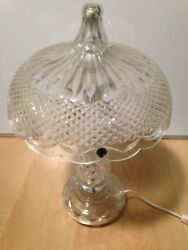Authentic Hand Made Waterford Lamp with Original Waterford factory seal