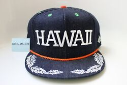 Fitted Hawaii 7 5/8 Farmers Market 808allday New Era Hat In4mation Aloha 59fifty