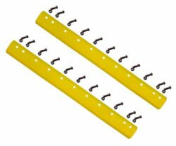2 - 7d-4508 Common 5ft Heat Treated Curved Grader Blade - 5/8x6x60