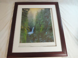 Rodney Lough Jr. Wilderness Collections Closer To Heaven Signed Ap Artist Proof