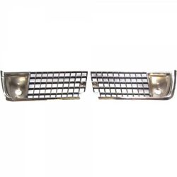 C3 Corvette 1970 Front Grilles - Both Left And Right