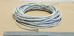 82 Ft Gc18a622k Clear Cable Wire 22 Awg Per 6/c 19 Strands / 35awg 600v
